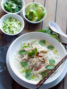 Under the weather? This Gluten Free Fast Pho is the best thing to help you feel better.