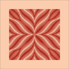 Golden Light Designs: Bargello