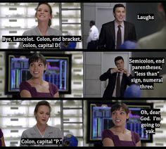 hahahaha. aaaand they just introduced daisy. totally my new favorite tv couple now-daisy and sweets. soooooo funny