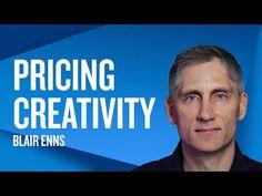 (33) Pricing Creativity w/ Blair Enns Livestream - YouTube