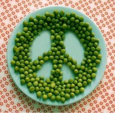 Give Peas A Chance ;)