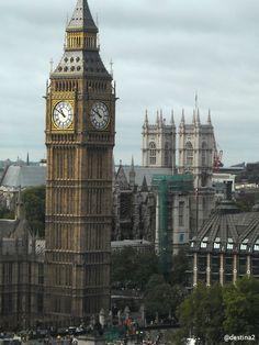 Londres.- Big Ben