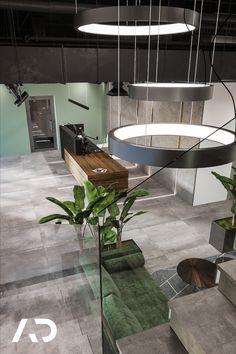 📨  biuro@amadeusz.design 📞 +48 609 999 467   #biuro #recepcja #led #nowoczesna #industrialna #office #reception #modern #industrial #amadeusz #design #amadeusz #design #amadeuszdesign #domart #architektwnetrz #projektowaniewnetrz  #architekturawnetrz #dobrzemieszkaj #interior #interiordesign #aranzacjawnetrz #domoweinspiracje #architecture #wystrój #wnętrz #homedecor #home #decor #beauty Dining Table, Industrial, Led, Home Decor, Furniture, Design, Dining Room Table, Decoration Home, Room Decor