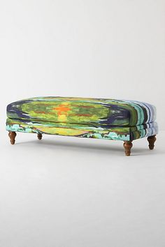 Cotswold Bench Ottoman, Landscape #anthropologie