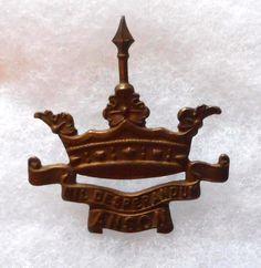 BRITISH ROYAL NAVAL DIVISION 'ANSON' CAP BADGE 1914/18 (ORIGINAL) | eBay