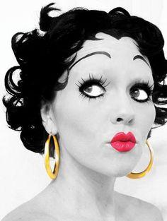 Betty Boop- Good idea!