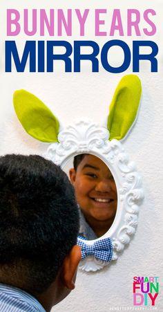 Easter Bunny ears mi