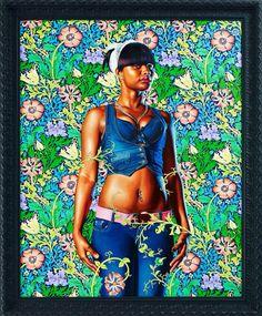 Kehinde Wiley Art