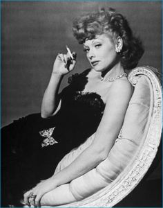 """Lucille Ball - comedian, star of """"I Love Lucy"""", film and television executive. """"In Ball became the first woman to run a major television studio, Desilu, which produced many successful and popular television series. Golden Age Of Hollywood, Hollywood Glamour, Hollywood Stars, Classic Hollywood, Old Hollywood, Hollywood Icons, Hollywood Images, I Love Lucy, Beverly Hills"""