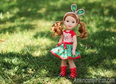 American Girl WellieWishers Will Doll!