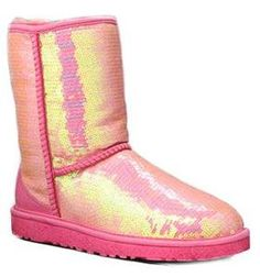 Custom Swarovski Crystal Hot Pink Ugg Boots, I need to get these on my next pair of uggs!!! | HOT HOT HOT PINK | Pinterest | Hot pink, Swarovski and Uggs