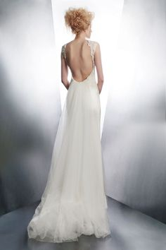 Wedding dresses and bridal wear from Gemy Maalouf Couture :: Morgan Davies :: Bridal and Wedding Dress Shop London
