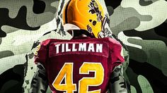 Arizona State uniforms will honor former Sun Devil Pat Tillman a5486ab7c