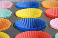 I love these silicone cupcake holders, especially for muffins or little appetizers. I still use the traditional paper cupcake holders for cupcakes but for everything else these are wonderful.