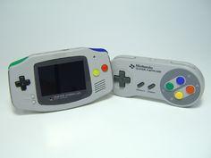Game Boy Advance Super Famicom.