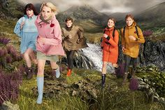 HUNTER apresenta nova campanha Outono-Inverno 2015