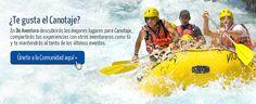 Te apasiona la adrenalina! Y ha realiza canotaje en los o rios del Perú únete y comparte tu experiencia con otros aventureros.  http://www.deaventura.pe/canotaje