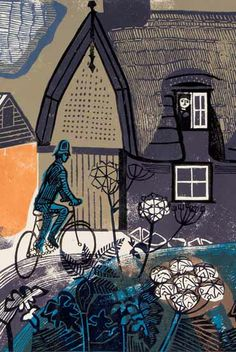 Bawden's Britain exhibition