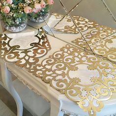 Böyle geri dönüşler almak bizi çok mutlu ediyor Crazy Quilting, Motifs Islamiques, Table Runners, Decoration, Creations, Crochet Patterns, Pottery, Pillows, Elegant