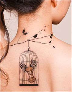 hourglass bird cage - Google Search