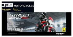 JCS Motorcycles is the most accomplished Triumph dealer in Perth. Apart from Triumph, we deal in Royal Enfield and many used bikes as well. We can also make available almost all Triumph motorcycles parts along with riding gear, clothing and collectables. By allowing customers to buy items online, we make the whole process of purchasing easier, hassle-free for them. visit: http://jcsmotorcycles.com.au/