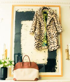 """I look at a collection in process formally three times per season."" http://www.thecoveteur.com/elana-nathan-peter-som/"