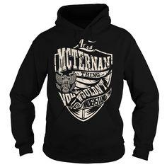 Its a MCTERNAN Thing (Eagle) - Last Name, Surname T-Shirt