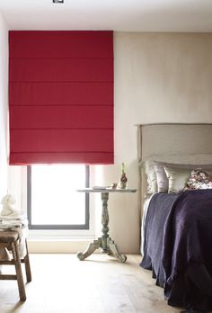 Happy summer! Block out some of these sun rays with a roman shade from Vadain -Downing 6255