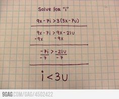 Math Problem? Solved with Love I really wish somebody would do this for me