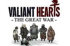 The review scores for Valiant Hearts: The Great War are in today.