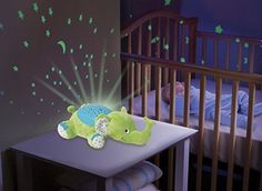 Summer Infant Slumber Buddies Projection & Melodies Soother, Eddie the Elephant #SummerInfant