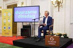Duurzame Troonrede van Maurits Groen | Duurzame Dinsdag