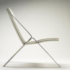 John Niero's ELLE Chair Wins Gold in Best of NeoCon 2009 | furnishh.com