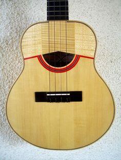 Alfonso Sandoval - Luthier: CUATRO VENEZOLANO