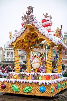 photo disneyland paris noel daisy maison pain d'epice christmas magic by modaliza photographe-4865