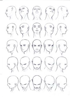 Male and female face drawing, drawing face, body - :: Drawing face, body - Face Drawing Reference, Art Reference Poses, Drawing The Human Head, Anatomy Drawing, Art Drawings Sketches, Face Anatomy, Face Angles, Drawing Tutorial Face, Face Drawing