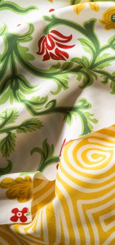 Create custom fabric at WeaveUp! You can print your own designs or change the color and scale of thousands of existing patterns.  Shop today and take 10% off your order, offer ends 3/31/16.