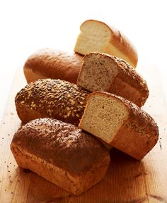 Awesome episode - she shows how easy it is to bake homemade breads.  Martha Bakes - Basic Breads episode rye, multigrain