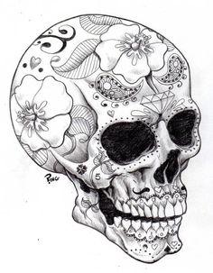 skull | via Tumblr