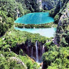 Plitvička Jezera National Park in Jezerce, Ličko-Senjska Županija