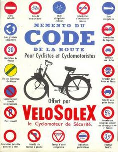 Code VeloSOLEX