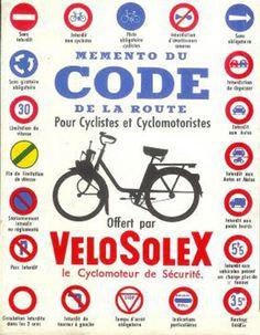 Code VeloSOLEX #velosolex #moped #knallerter