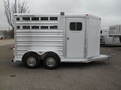 NRS Trailers - Offering New & Used Trailers, Service, Parts and Financing from 5 locations in Texas, Oklahoma, Kansas and Florida Horse Stalls, Horse Barns, Horse Horse, Horses, Western Horse Tack, Western Saddles, Equestrian Style, Equestrian Problems, Barrel Racing Tips