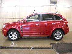 GOAL: Own a small SUV 2012 Chevrolet Captiva