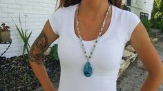 Check out this item in my Etsy shop https://www.etsy.com/listing/401124807/hemp-necklace-blue-jasper-pendant