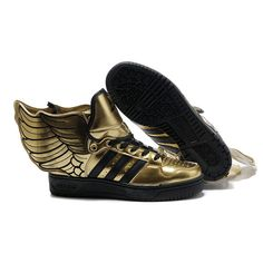 04472d4ffae6 Jeremy Scott Wings Mens lines and stature throughout the legs are so tall  and straight lines