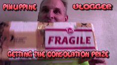 Winning Prize - The Consolation Prize -Philippine Vlogger- Vlog #89