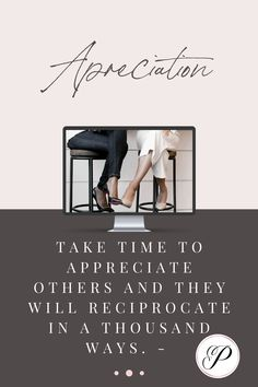 Take the time to appreciate others and they will reciprocate  success quotes | success | success quotes motivational | successful women | successful people | success quotes women #successdevelopment #successisthebestrevenge #successisyours #successisaprocess #successisajourney  #productivitybizwomenrock Successful Women Quotes, Successful People, Quotes Women, Woman Quotes, Work Productivity, Appreciation Quotes, Time Management Skills, How To Stop Procrastinating, Achieve Success