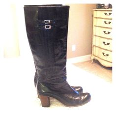 Frye Nora 16l Pleated Boot
