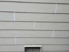 caulking hardie board siding